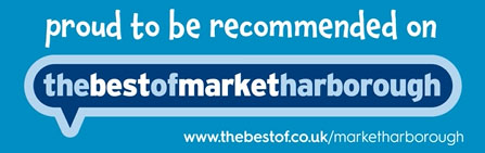 The Best of Market Harborough Logo